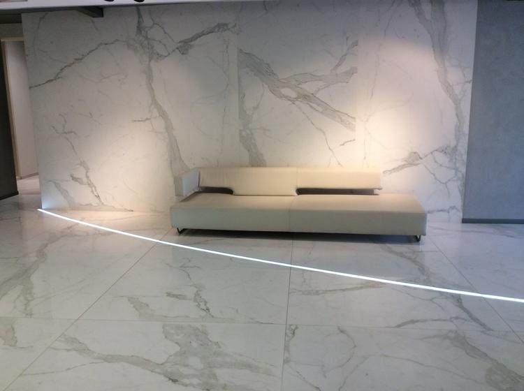 Porcelain Calacatta Slab And Tiles Granite Marble