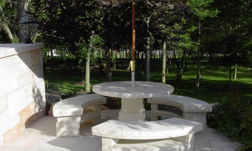 Picnic Table 01
