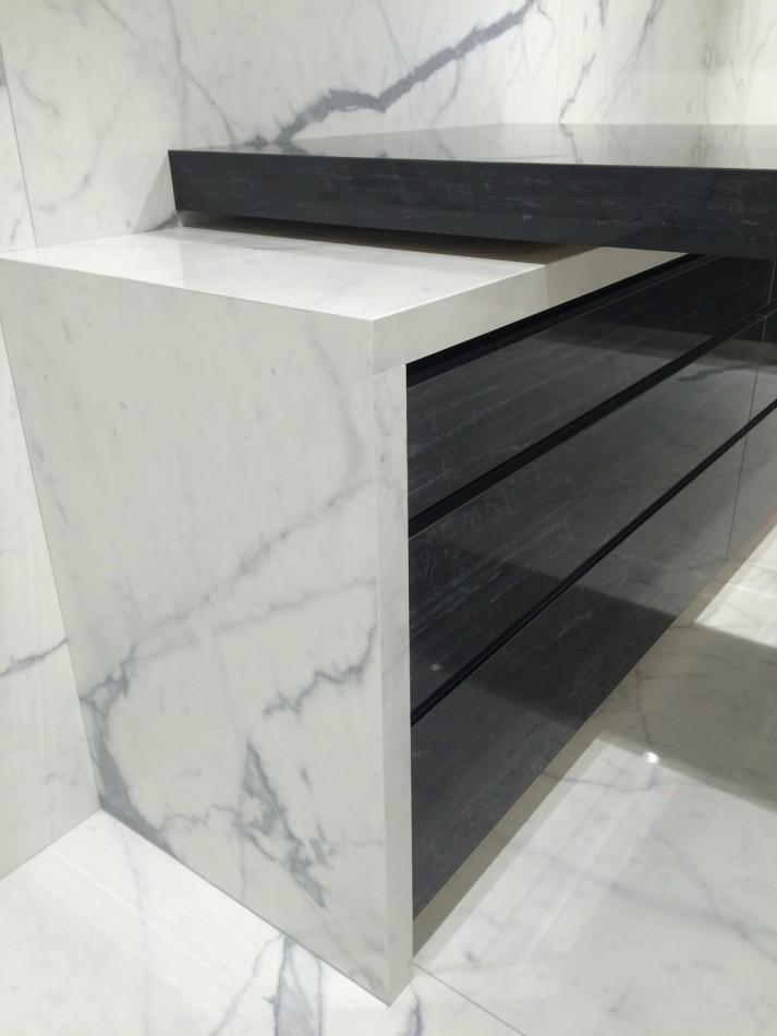 Porcelain Statuario Slab And Tiles Granite Marble