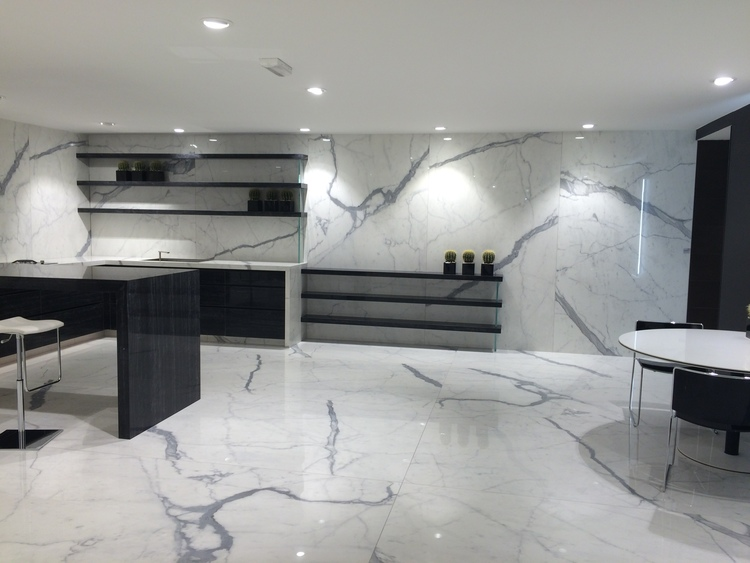 Staturaio_Installation_01 - Aeon Stone + Tile | Granite